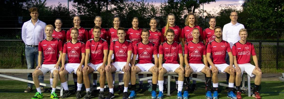 KV Telstar/Dé Registermakelaar S1 - 2018-2019